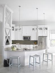 kitchen decoration coastal kitchen 2 white pendant l