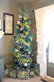 6ft Slim Christmas Tree by Slim Tree Decorating Ideas U2013 Decoration Image Idea