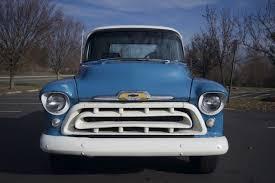 1957 Chevy Pickup Truck 3200 6-cyl 235 - Classic Chevrolet Other ... 1955 Chevy Truck For Sale Youtube 57 Pickup Truck 1 Ton Extended Cab Dually With 454 Sitting 1957 Chevrolet Pick Up Bangshiftcom Stock Photos Images Alamy 9 Sixfigure Trucks The Trade 3100 Swapping Stre Hemmings Stance Works Adams Rotors Pickup Chevrolet 3100sidestep Rat Rod Hot No Reserve Awesome Engine Install Used Step Side At Webe Autos Serving