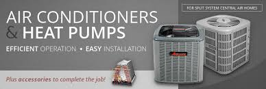 System Central Air Conditioners and Heat Pumps Alpine Home Air