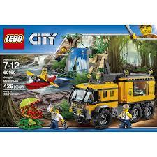 LEGO City Jungle Explorers Jungle Mobile Lab 60160 - LEGO - Toys