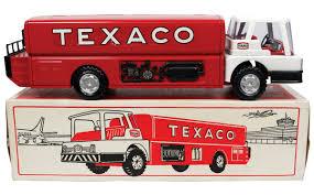 100 Texaco Toy Truck Truck Jet Fuel Park Plastics Co Pressed Steel Wplastic