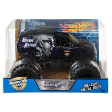 Hot Wheels Monster Jam Mohawk Warrior Vehicle - Walmart.com Walmartcom Fisher Price Power Wheels Ford F150 73 Shipped Lego City Great Vehicles Monster Truck Slickdealsnet Kid Galaxy Radio Control Dump Hot Wheels Walmart Exclusive 2017 Camouflage Camo Trucks Complete Walmart Says These Will Be The 25 Toys Every Kid Wants This Holiday Air Hogs Shadow Launcher Car Copter With Bonus Batteries Blaze And Machines Cake Decoration Set Sparkle Me Pink New Bright Rc Pro Reaper Review Toys Of 2014 Toy Trucks At Best Resource 90s Hot Upc Barcode Upcitemdbcom