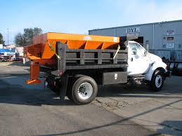 Commercial Truck Success Blog: Henderson Self-Contained Spreader In ... Snow Plows Salt Spreaders Dump Body Lighting Giletta Uniqa Bucher Municipal Saltdogg Spreader Stands Medium Duty Work Truck Info Buyers 1400465sse 30 Cubic Yard Electric Powered Gps Devices Added To The Arsenal Of Snowfighting Equipment Stock Photos Images Alamy Tgs03 Auger Driven Tailgate Black 2006 Gmc 2500 With Salt Spreader And Western Plow Plowsite Snowex Sp1075x1 Buckeye Power Sales Bobcat Utv Green Industry Pros Fisher Low Profile Fisher Eeering