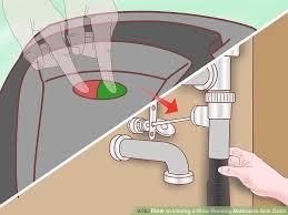 Slow Draining Bathroom Sink Vinegar by 4 Ways To Unclog A Slow Running Bathroom Sink Drain Wikihow