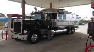 100 Airstream Truck Camper This Badass Semi Camper AwesomeCarMods