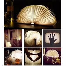 Lumio Book Lamp Walnut by Wooden Cover Reading Light Lumio Book Lamp Folding Led Book Buy