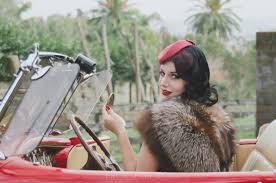 q u0026a with tock tick vintage vintage furs miss victory violet