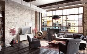 100 Loft Interior Design Ideas 4Moderninteriorinloftstyledesignideas