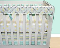 neutral baby bedding etsy