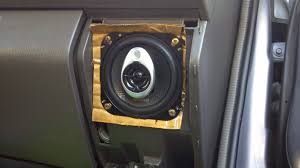 100 Speaker Boxes For Trucks Stereo And Sub Install In A 1990 Pickup With Pictures IsuzuPupcom