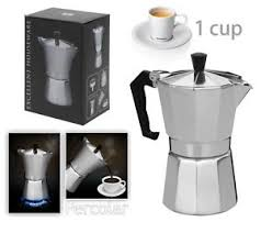Image Is Loading New Italian Espresso Latte Cafetiere Coffee Maker For