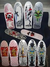 Powell Peralta Tony Hawk Skateboard Decks by 29 Best Old Decks Images On Pinterest Skateboard Art