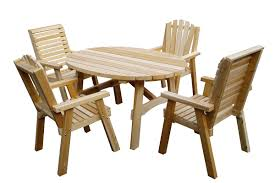 Table Chaises Plus Glamorous Style Outside Dining Furniture Sets