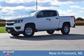 New 2019 Chevrolet Colorado 4WD Work Truck Crew Cab In Fremont ...