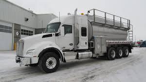 100 New Kenworth Trucks Edmonton
