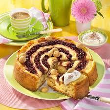 kirsch pudding kuchen