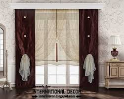 appealing modern living room curtains ideas curtain designs 2016