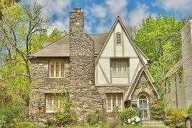 100 House Patio Classic 4Bd Stone Stucco TudorStyle W