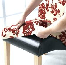 Dining Chair Cover Pattern Room Chairs Covers Cool How To Make A Denim
