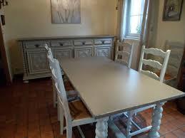 relooker une table de cuisine repeindre une table de cuisine en bois gallery of pour repeindre