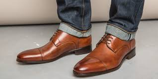 Mens Leather Dress Shoe Styles