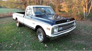 100 Chevy Truck 1970 Classic Trucks Commanding Premium US Auction Prices