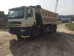 100 Dump Trucks For Rent DAF CF85 Dump Truck For Rent Tipper Truck Dumpertipper From