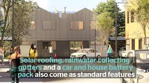 Hi-tech Homes Of The Future: £195k Prefab NHouse Can Be Built In ... Lovely Design Tech Homes Reviews Concept Home Design Gallery Emejing Homes Reviews Pictures Interior Ideas Best Tech Hinses 100inch 4k Smart Laser Tv Wants To Bring Cinema Dirtt Environmental Solutions Rethinks Modularity For The New 25 Parade Of Ideas On Pinterest Master Shower Pricing Hightech Sale With All Bells And Whistles Houston Amazing House