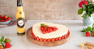 kuchen ohne backen erdbeer kokos verpoorten torte