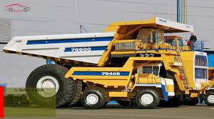 Top 9 Largest Truck In The World | Car Trend TV | Top 9 Largest ...