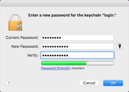 If your Mac keeps asking for the login keychain password Apple