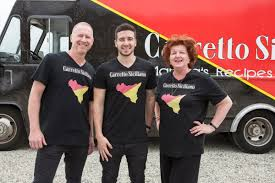 100 Great Food Truck Race Full Episodes Former Jersey Shore Star Vinny Guadagnino Lures In The Ladies With