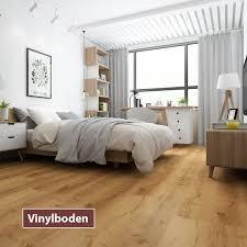vinylboden und laminat beide schön aber sehr
