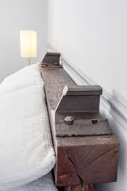 Raymour And Flanigan Bed Headboards by Best 25 Industrial Headboards Ideas Only On Pinterest Rustic