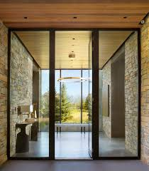 100 Glass House Architecture Something Wild In Jackson Hole Wyoming A Modern Stone And