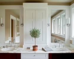 Bathroom Vanity Tower Cabinet by Double Vanity Towers Houzz