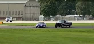 100 Pontiac Truck U2 Spy Plane Lands With Help From A G8 GT And Ford F150