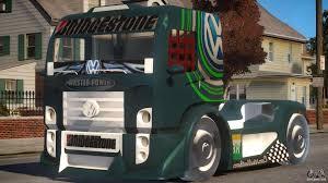 100 Formula Truck VW Constellation For GTA 4