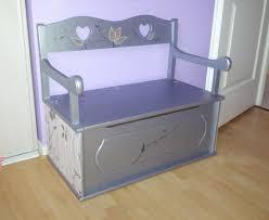 meuble de rangement jouet 5 coffre jouet fille gelaco