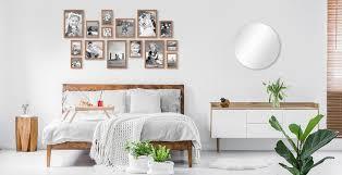 deine wandgestaltung im schlafzimmer photolini