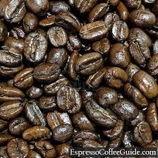 Mocha Java Coffee Beans