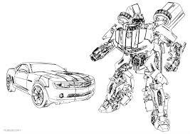 Dessin De Coloriage Transformers à Imprimer CP26370