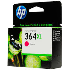 HP 364XL Magenta Ink Cartridge Amazoncouk Office Products