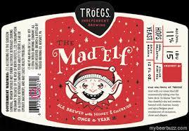 Troegs Master Of Pumpkins by Troegs The Mad Elf 2016 Mybeerbuzz Com Bringing Good Beers