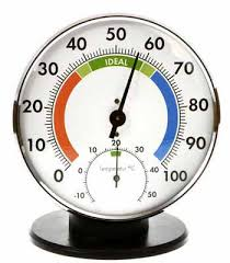luftfeuchtigkeit messen methoden relative luftfeuchte
