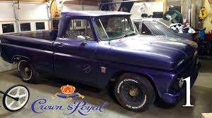 1964 Chevy C10 Shop Truck Build | Crown Spoyal - YouTube