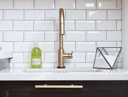 Delta Trinsic Kitchen Faucet by Champagne Bronze Finish Of The Delta Trinsic Facet Is Absolutely