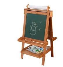 Kidkraft Easel Desk Espresso by Large Easel 3 Espresso Play Learn Gift Children Kids Toy Board