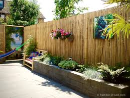 Ideas Bamboo Privacy Fence : Peiranos Fences - Should Bamboo ... 75 Fence Designs Styles Patterns Tops Materials And Ideas Patio Privacy Apartment Backyard 27 Cheap Diy For Your Garden Articles With Tag Fabulous Example Of The Fence Raised By Mounting It On A Wall Privacy Post Dog Eared Cypress W French Gothic 59 Diy A Budget Round Decor En Extension Plans Lawrahetcom